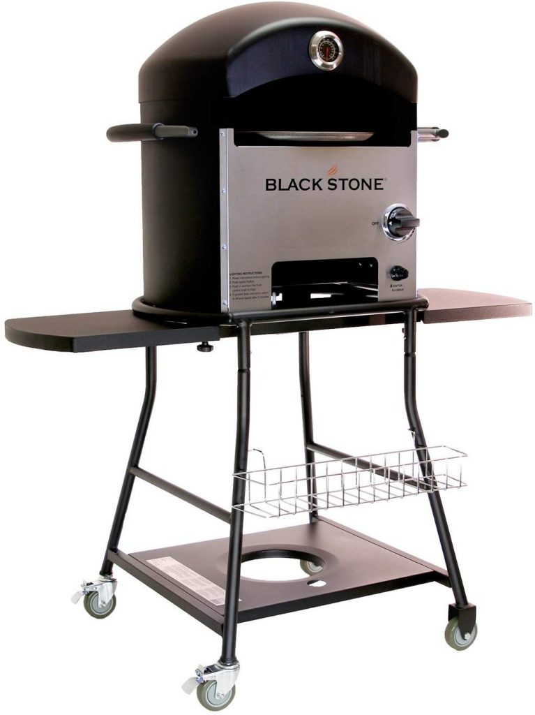 Blackstone outdoor pizza oven - photo 4