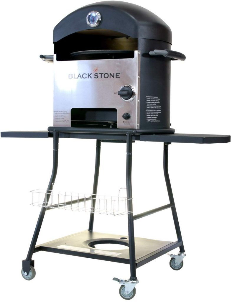 Blackstone outdoor pizza oven - photo 1
