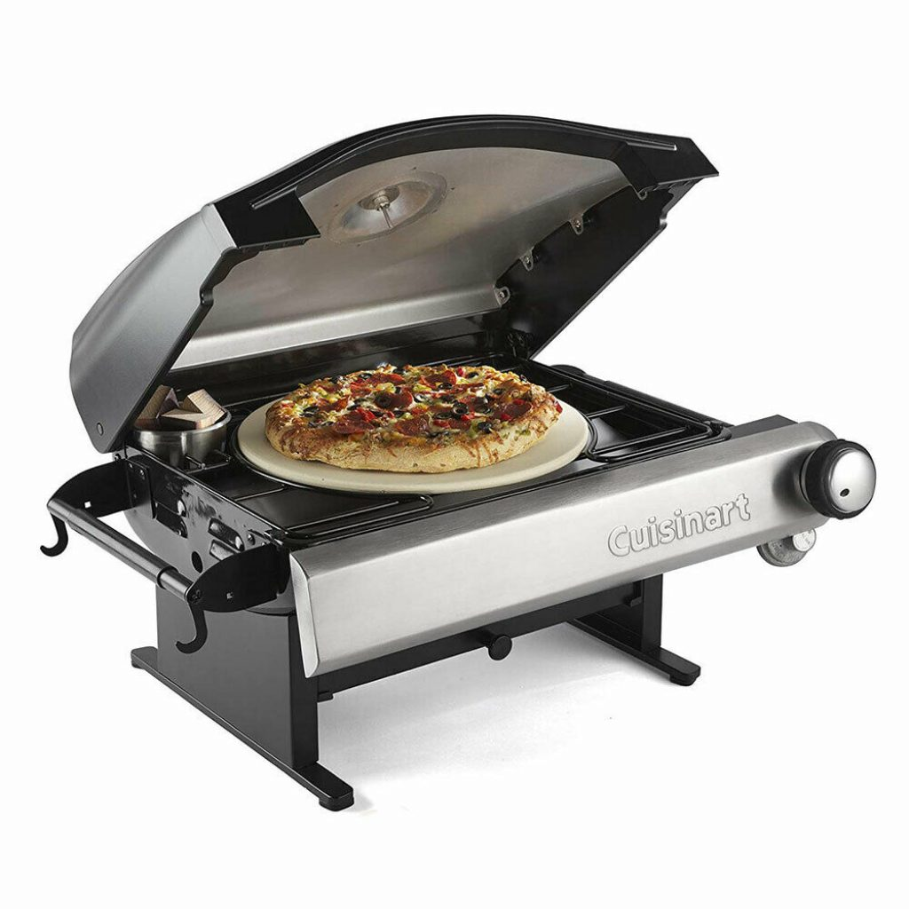 Portable propane pizza oven - photo 3