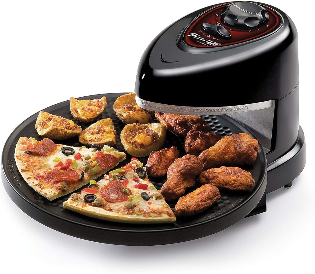 Presto 03430 rotating oven - photo 3