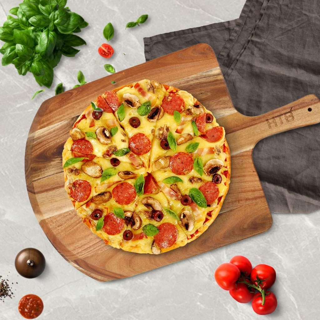 Acaica wood pizza peel - photo 3
