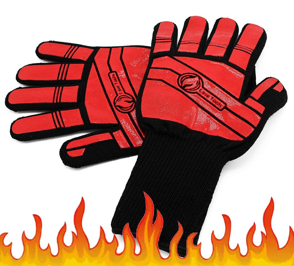 Cave Tools bbq gloves - photo 3