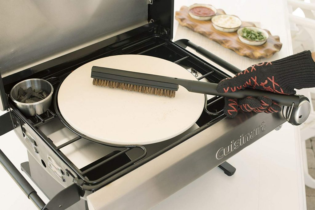 Cuisinart CCB-399 pizza stone bursh - photo 2