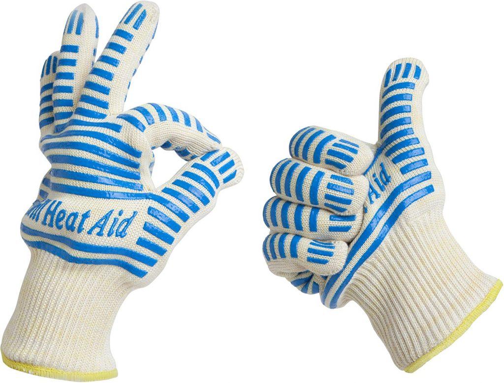 Heat Resistant Gloves Certified - photo 1