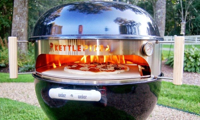 Kettlepizza Charcoal Grill Pizza Oven Kit for Weber Review