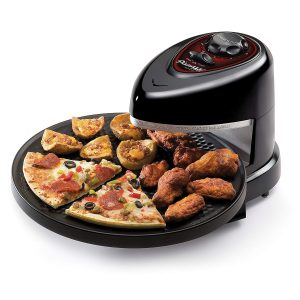 Presto 03430 Pizzazz Plus Rotating Oven Review