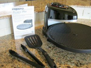 Presto 03430 Pizzazz Plus Rotating Oven Review