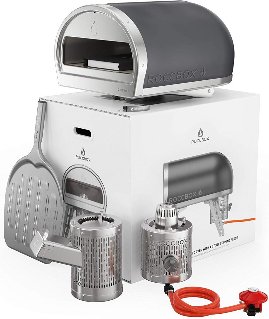 Roccbox portable outdoor oven - photo 3