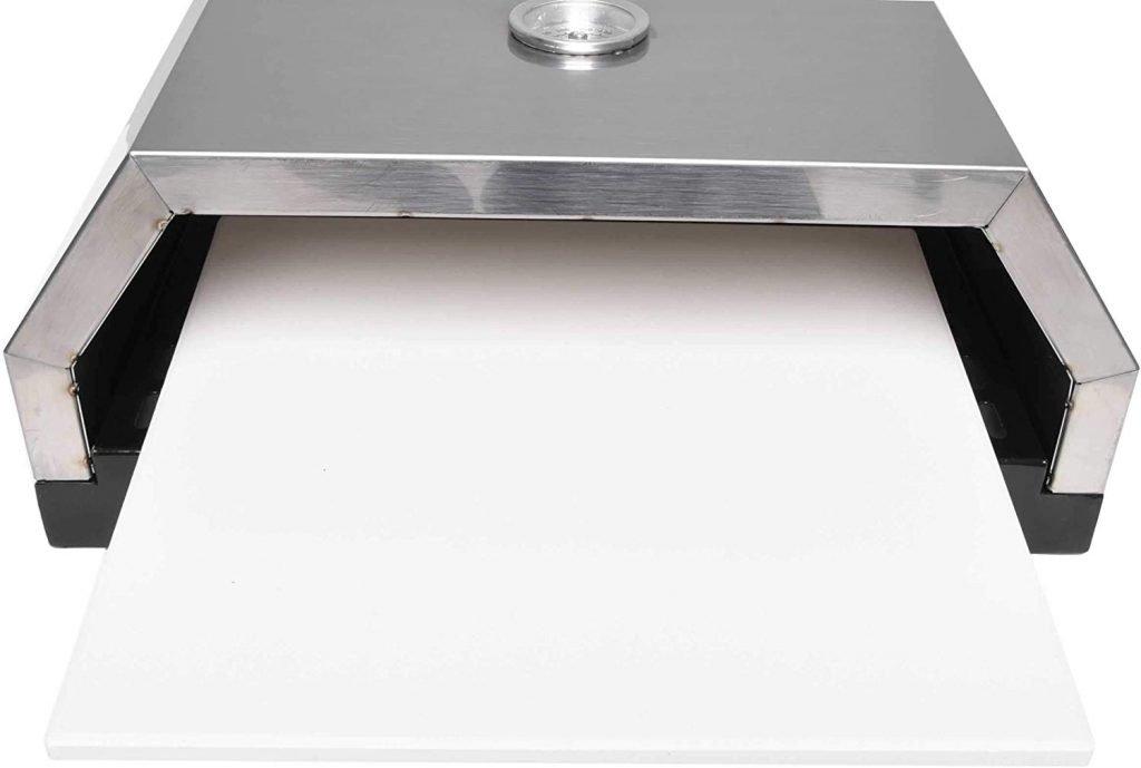 Zenvida grill pizza oven - photo 3