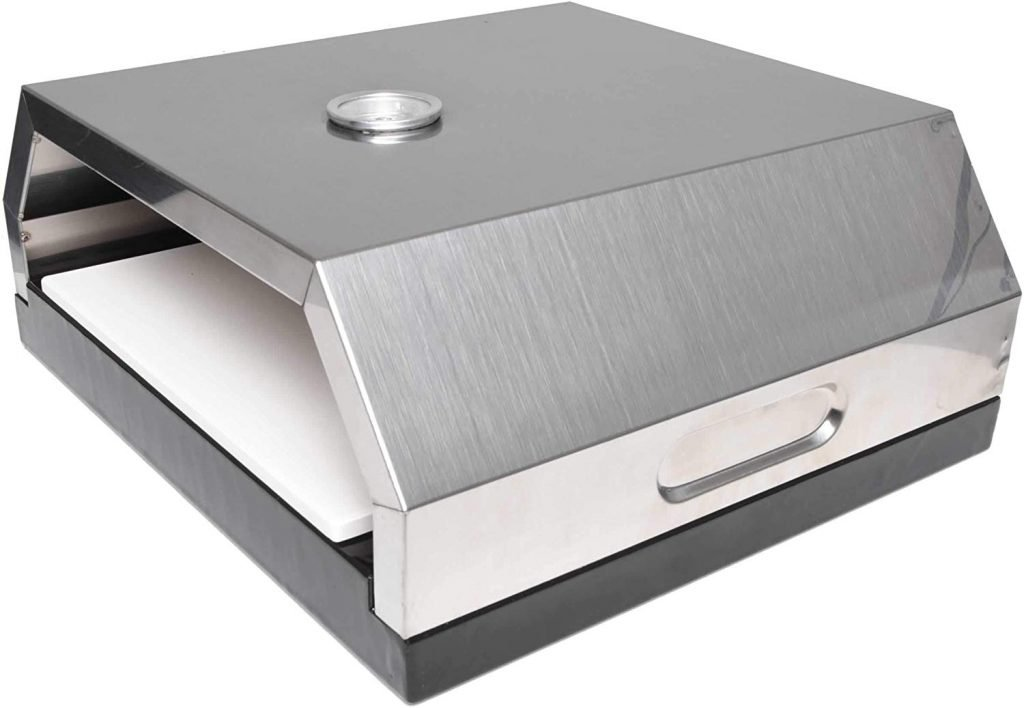 Zenvida grill pizza oven - photo 4