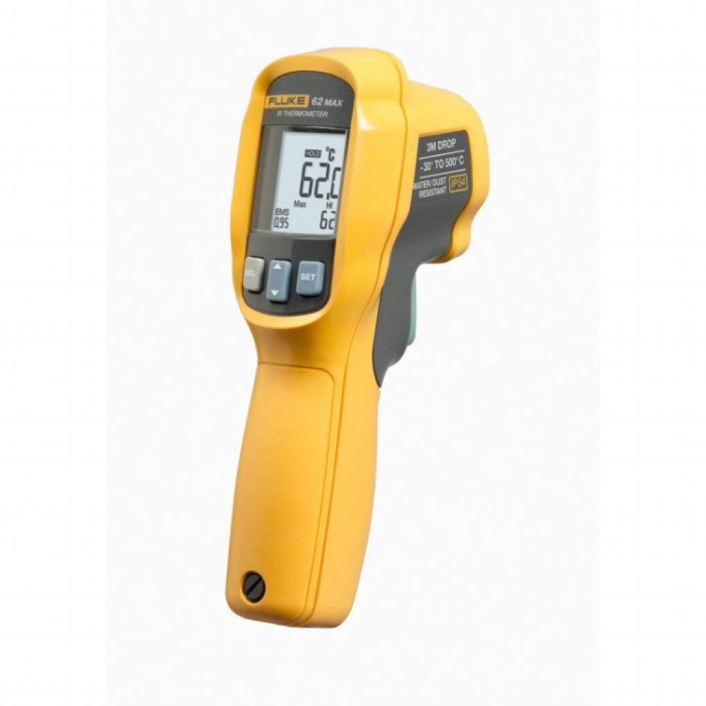 Fluke 62 max thermometer - photo 2