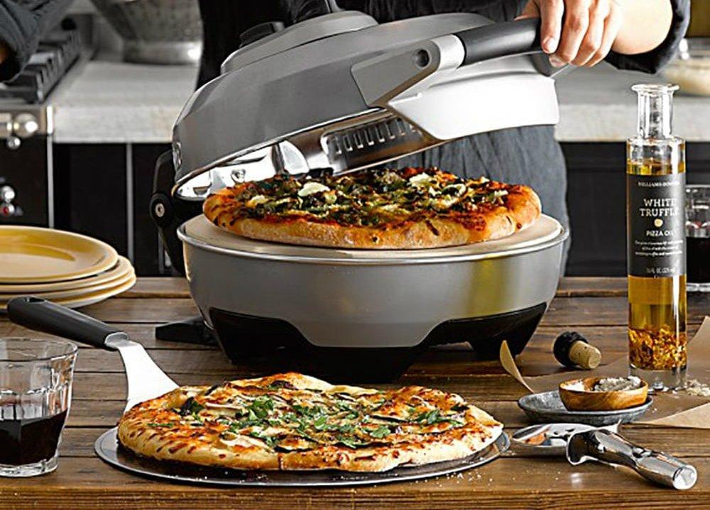 Brevile pizza maker