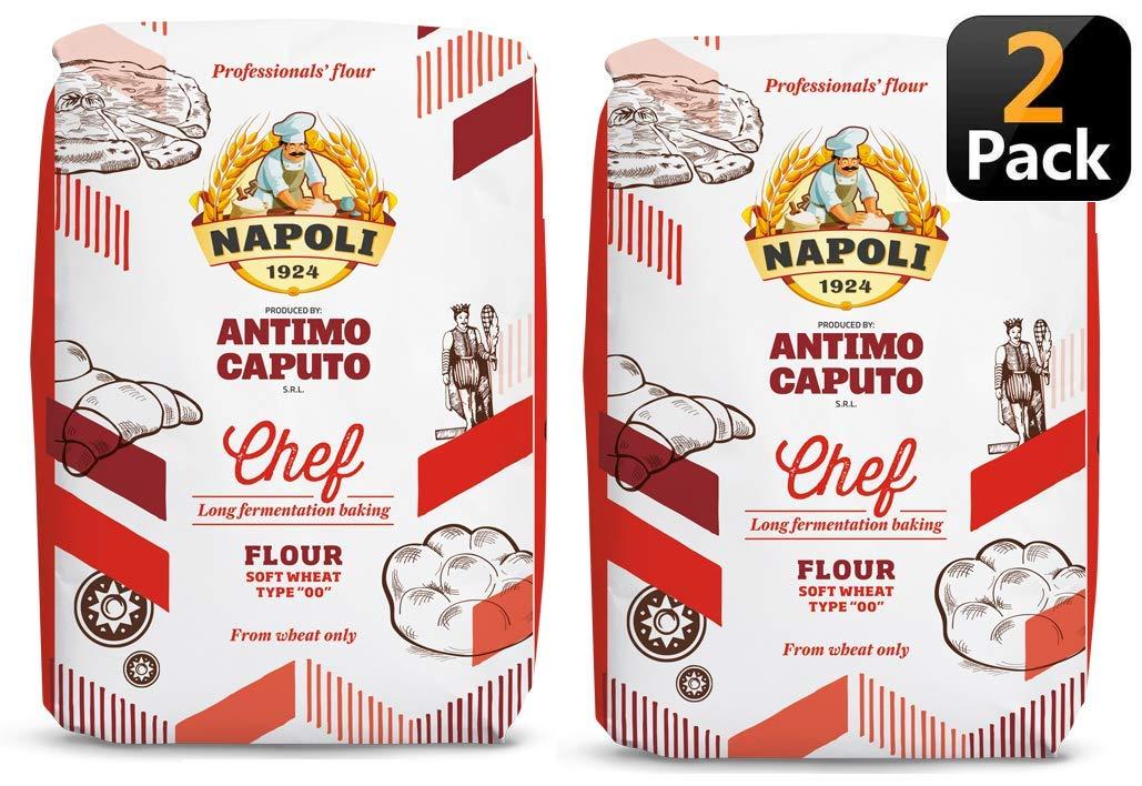 Antimo Caputo Antico Molino Napoli 00' Flour 2.2 Lb