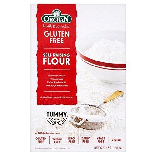 Orgran Gluten Free Self Raising Flour
