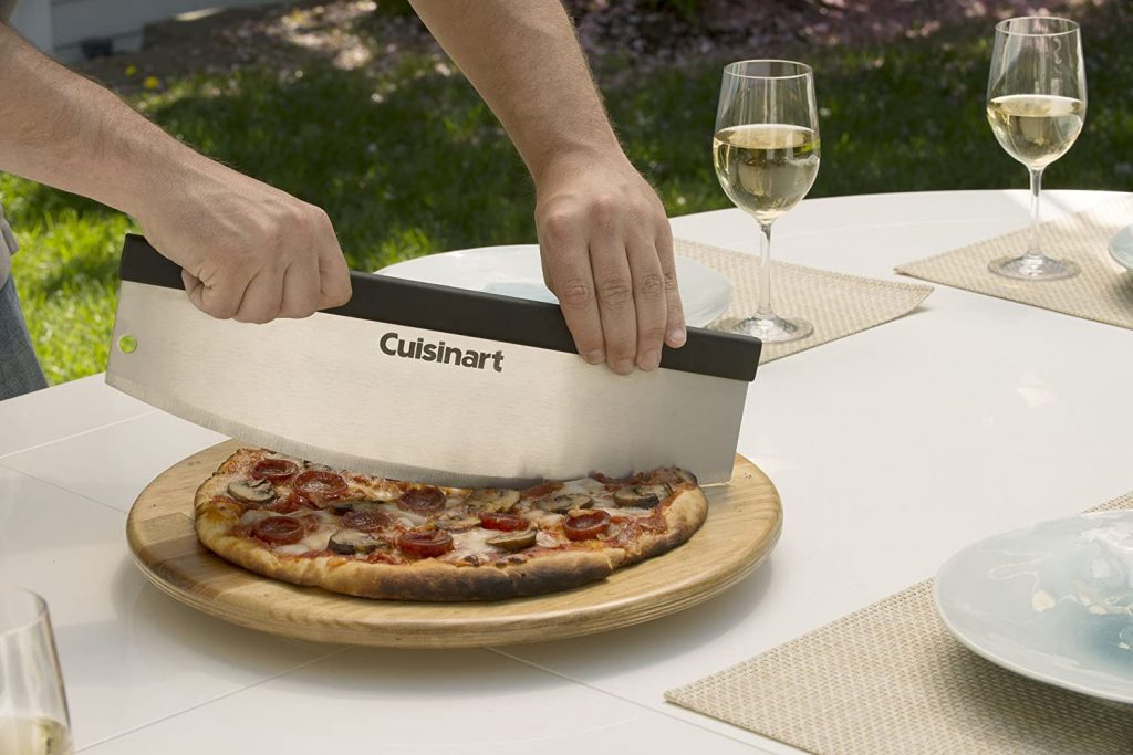 Cuisinart CPS-050 Alfrescamore Quick Cut Pizza Cutter 2