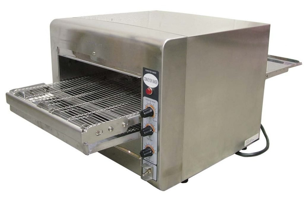 Omcan-11387-Conveyor-Commercial-Restaurant-Counter-Top-Pizza-Baking-Oven-TS7000