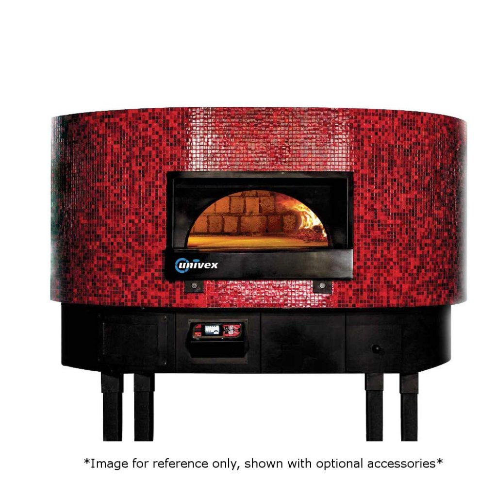 Univex-DOME59FT-Rotating-Gas-Pizza-Oven