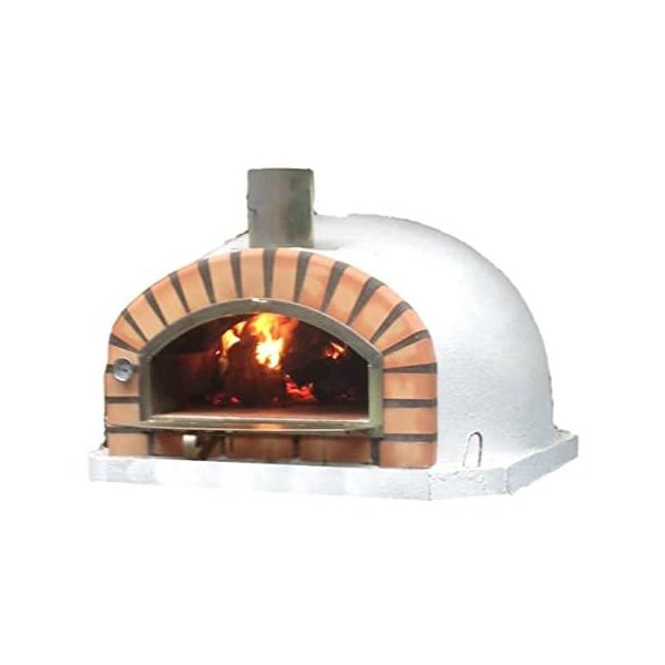 Authentic Pizza Ovens Traditional Brick Pizzaioli Wood Fire Oven