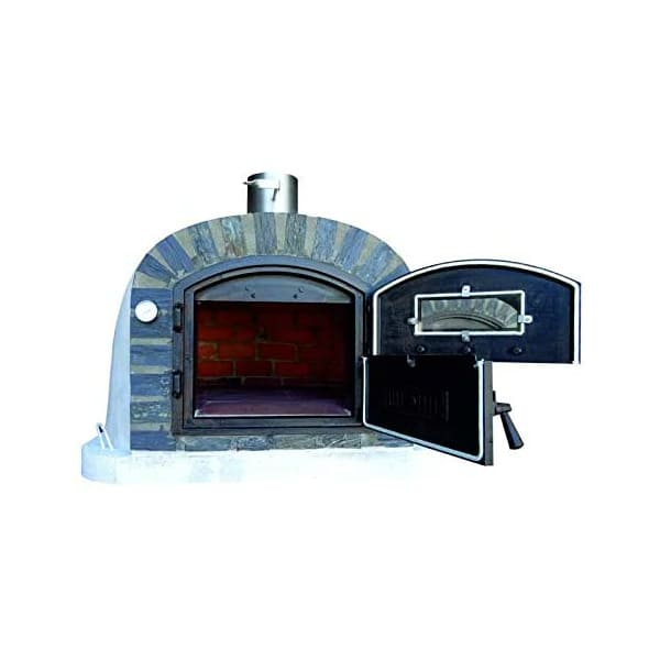 Lisboa Pizza Oven Stone Arch