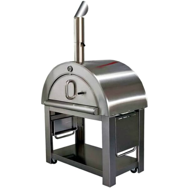 Western Pacific XL Pizza Oven Outdoor Artisan Wood-Fired Stone