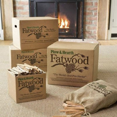 All Natural Organic Sticks for Wood Stoves Fireplaces