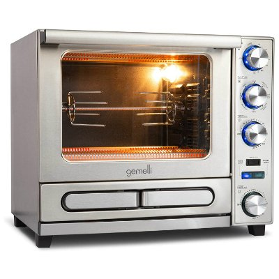 Gemelli Twin Oven, Professional Grade Convection Oven