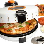 MasterChef Pizza Maker Electric Rotating 12 Inch