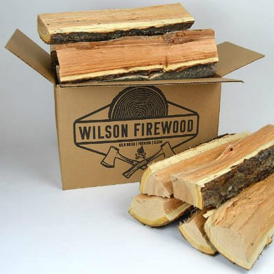 Wilson Enterprises Split Firewood