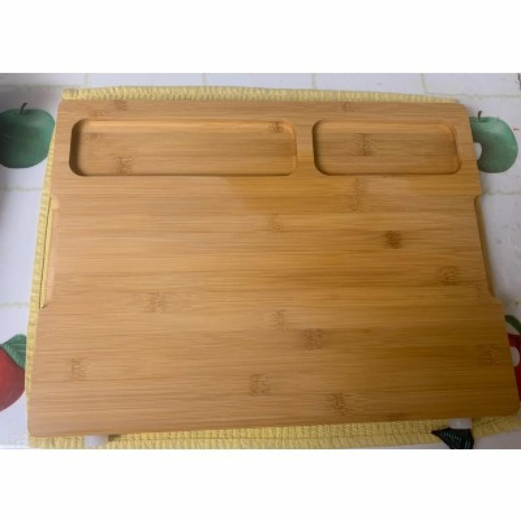 GloryTec EXTRA LARGE Bamboo Cutting Board