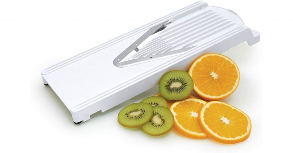 Swissmar Borner V-1001 with fruites