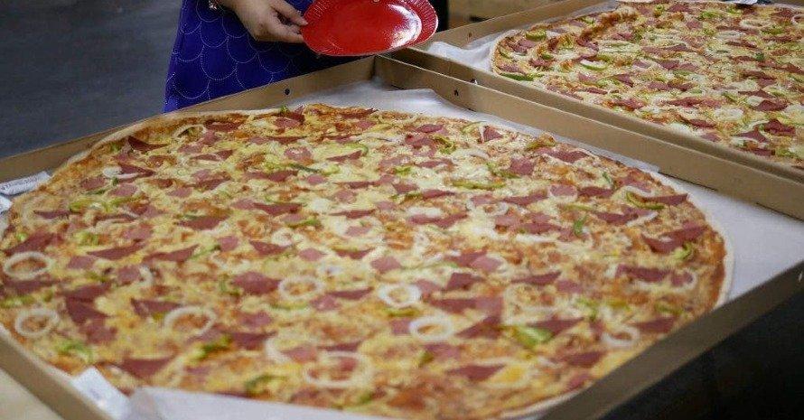 32 inch pizza