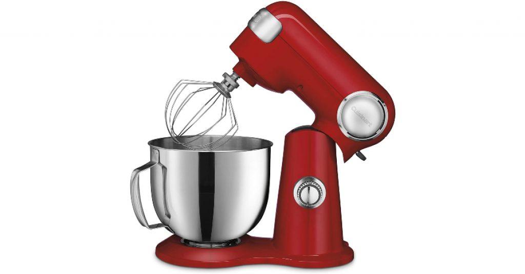 Cuisinart SM-50R Quart Stand Mixer
