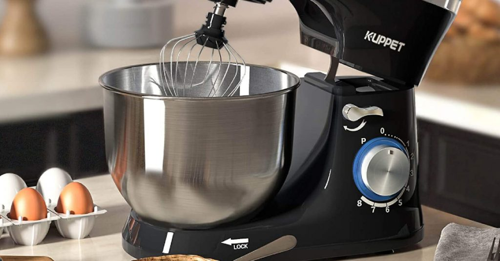KUPPET Stand Mixer at work