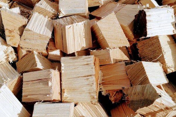 chunks of wood
