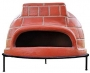 Ravenna Authentic Wood-Fired Clay Pizza Oven