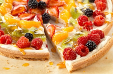 Fabulous Fruit Pizza — Pizza oven recipe