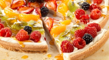 Fabulous Fruit Pizza — Pizza oven recipe