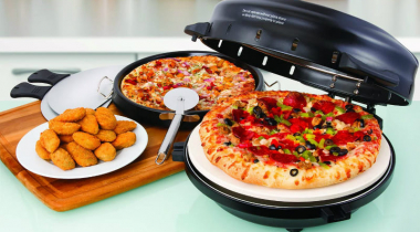 Euro Cuisine PM600: A Small Electric Pizza Oven That Does a Big Job