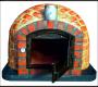 Rustic Lisboa Traditional Brick Premium Pizza Oven