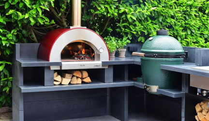 Best Wood Fired Pizza Ovens – Taking a Look at Top 10 Appliances