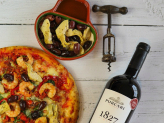 Best Wine with Pizza — Winissimo & Pizzacatto